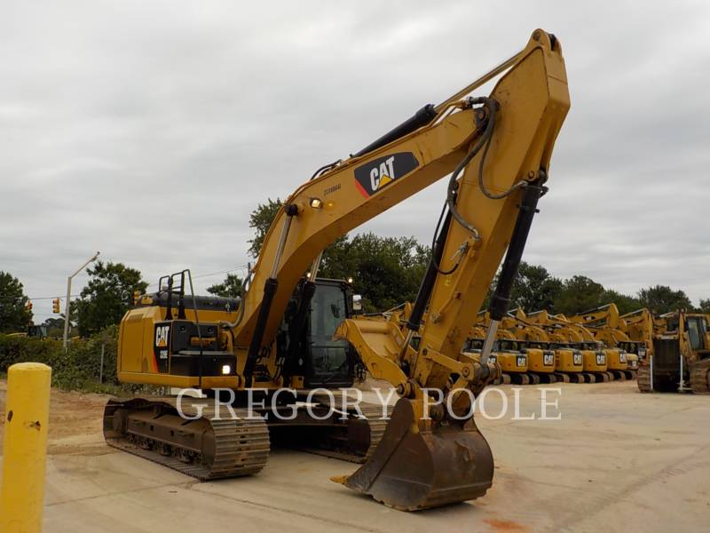 CATERPILLAR TRACK EXCAVATORS 329E L equipment  photo 4