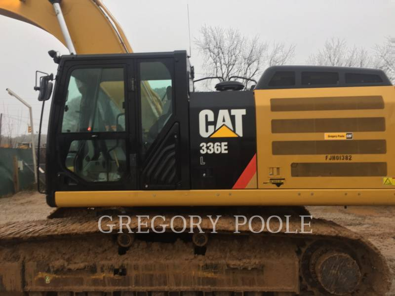 CATERPILLAR TRACK EXCAVATORS 336E L equipment  photo 11