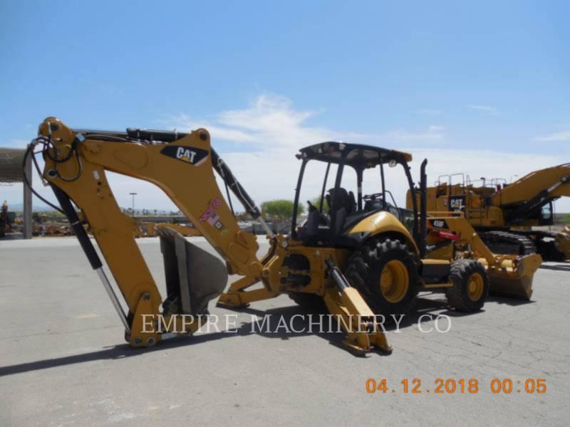 CATERPILLAR RETROESCAVADEIRAS 450F equipment  photo 2