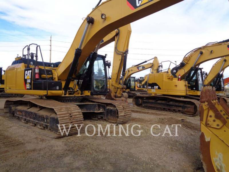 CATERPILLAR EXCAVADORAS DE CADENAS 336EL HYB equipment  photo 4