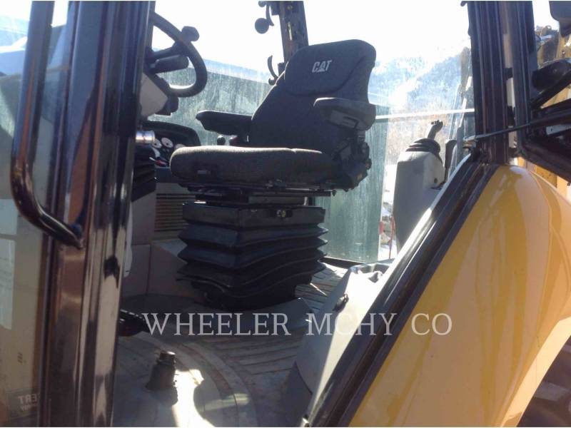 CATERPILLAR CHARGEUSES-PELLETEUSES 420E E equipment  photo 8