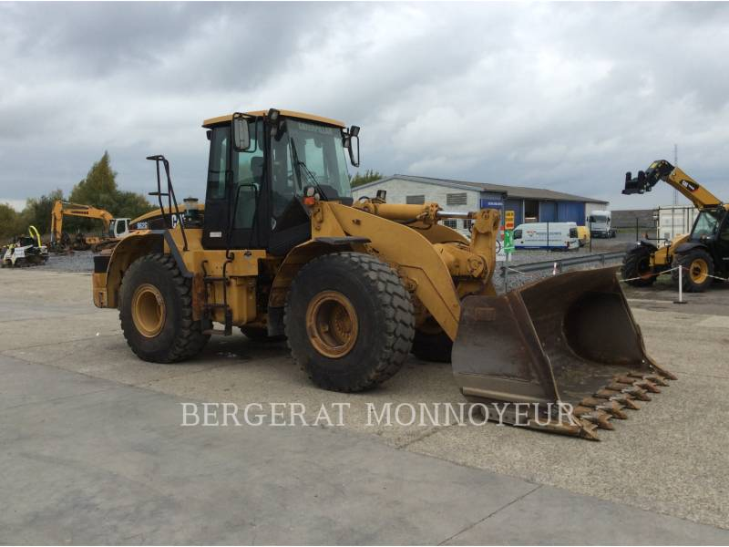 CATERPILLAR CARGADORES DE RUEDAS 962G II equipment  photo 9