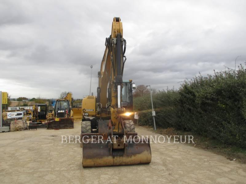 CATERPILLAR ESCAVADEIRAS DE RODAS M318D equipment  photo 11
