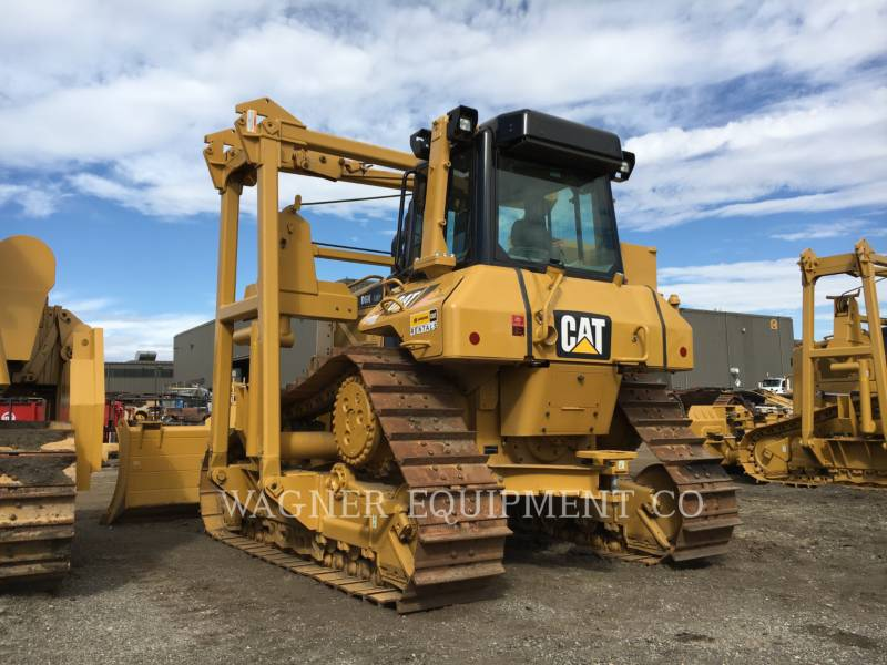 CATERPILLAR TRACTEURS SUR CHAINES D6N LGP PL equipment  photo 4