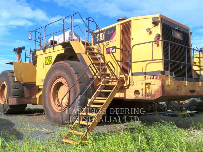 CATERPILLAR TRACTORES TOPADORES DE RUEDAS 854 K equipment  photo 3