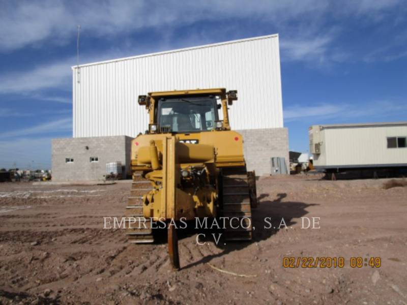 CATERPILLAR TRACTORES DE CADENAS D 8 T equipment  photo 5