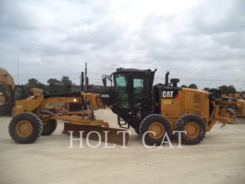Caterpillar AUTOGREDERE 140M3 equipment  photo 1