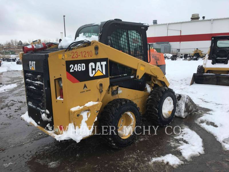CATERPILLAR 滑移转向装载机 246D C3-H2 equipment  photo 7
