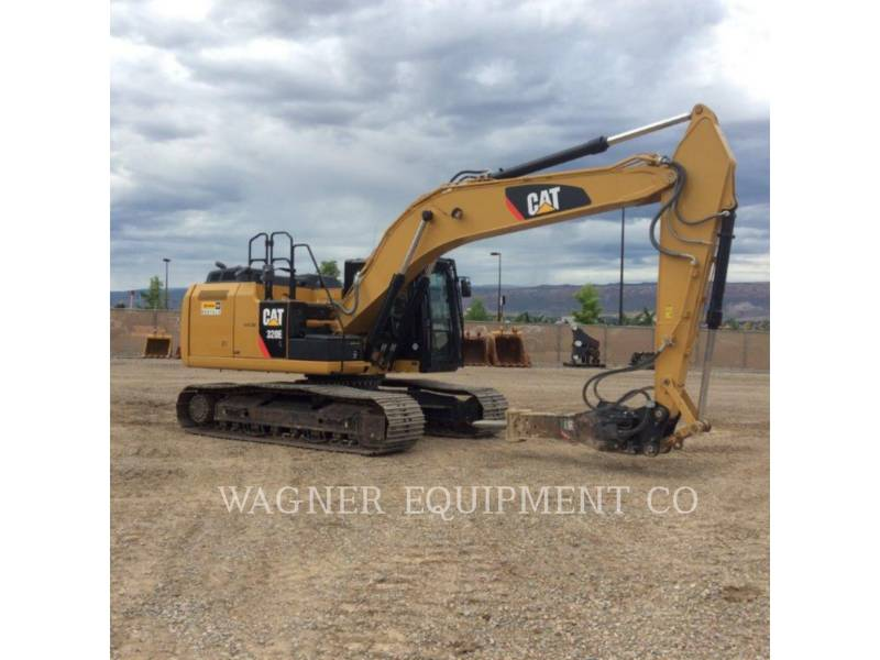 CATERPILLAR トラック油圧ショベル 320EL HMR equipment  photo 1