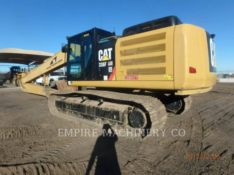 CATERPILLAR トラック油圧ショベル 336FL LR equipment  photo 3