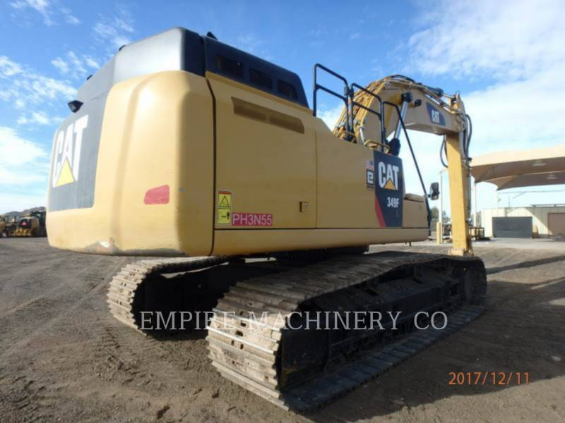 CATERPILLAR EXCAVADORAS DE CADENAS 349FL    P equipment  photo 2