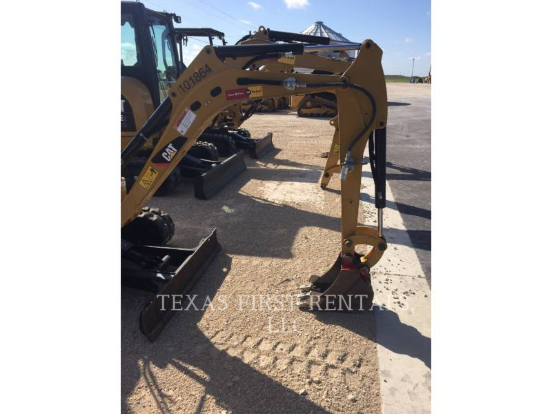 CATERPILLAR TRACK EXCAVATORS 301.7D CR equipment  photo 7