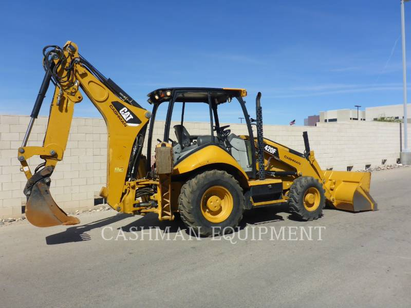 CATERPILLAR RETROESCAVADEIRAS 420F2 equipment  photo 3