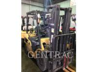 MITSUBISHI CATERPILLAR FORKLIFT FORKLIFTS GP20NM equipment  photo 2