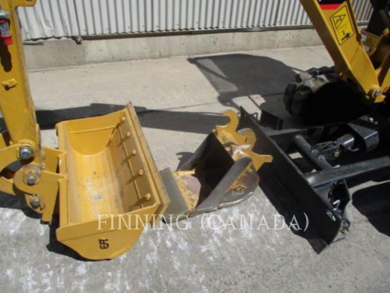 CATERPILLAR RUPSGRAAFMACHINES 301.7DCR equipment  photo 5