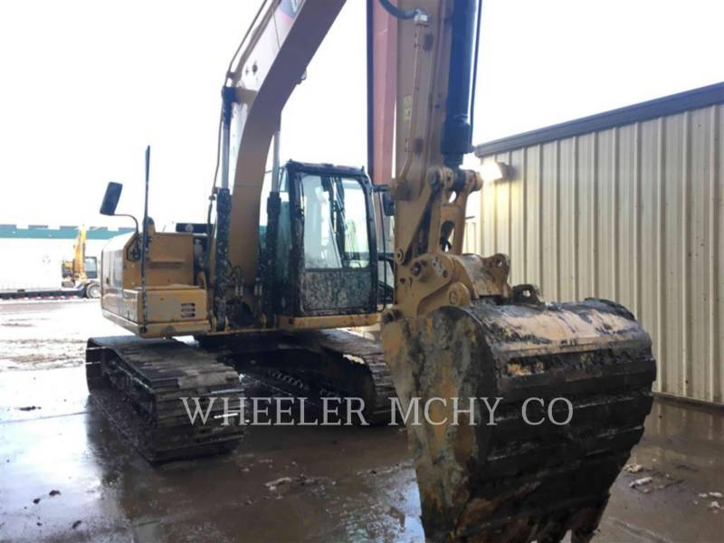 CATERPILLAR TRACK EXCAVATORS 313F GC CF equipment  photo 2