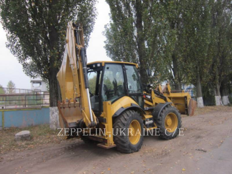 CATERPILLAR BACKHOE LOADERS 444F equipment  photo 3