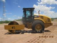 Equipment photo CATERPILLAR CS56B PLANO DO TAMBOR ÚNICO VIBRATÓRIO 1