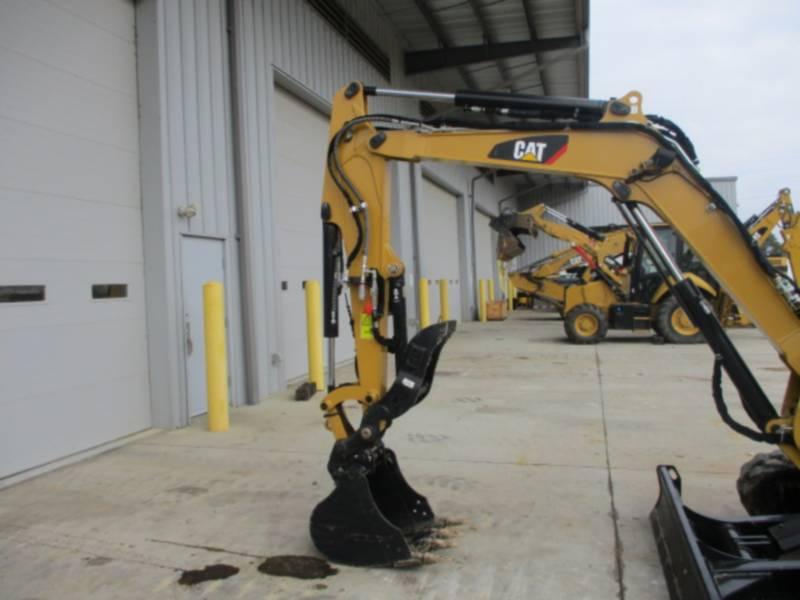 CATERPILLAR TRACK EXCAVATORS 304E2CR equipment  photo 21
