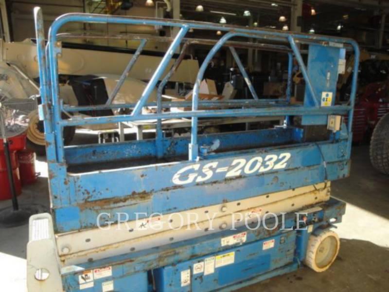 GENIE INDUSTRIES SOLLEVATORI A PANTOGRAFO GS2032 equipment  photo 5