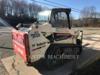 BOBCAT KOMPAKTLADER BOB T550 equipment  photo 2
