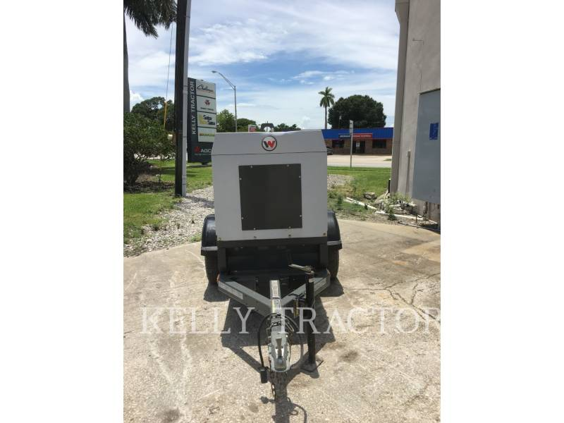 WACKER CORPORATION MOBILE GENERATOR SETS G25 equipment  photo 3
