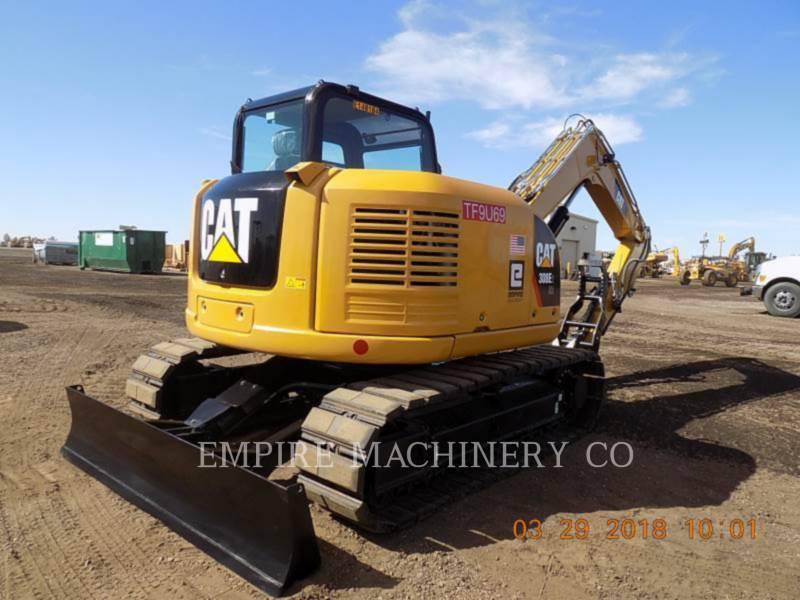 CATERPILLAR TRACK EXCAVATORS 308E2 SB equipment  photo 2