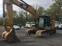 CATERPILLAR TRACK EXCAVATORS 320E equipment  photo 7