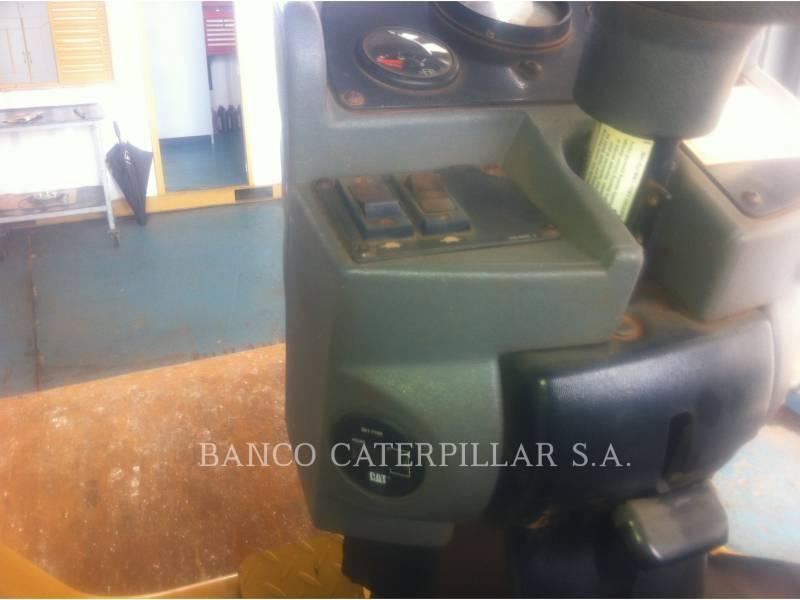 CATERPILLAR COMPACTADORES DE SUELOS CS-423E equipment  photo 14