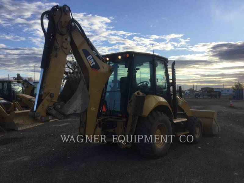 CATERPILLAR BACKHOE LOADERS 420F2 4WDE equipment  photo 3