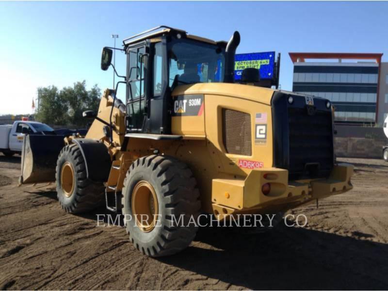 CATERPILLAR ホイール・ローダ/インテグレーテッド・ツールキャリヤ 930M FC equipment  photo 3
