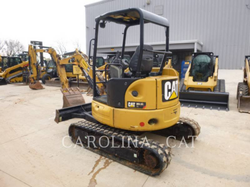 CATERPILLAR トラック油圧ショベル 303.5E2 equipment  photo 2