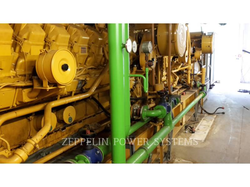CATERPILLAR FIJO - GAS NATURAL G3532 equipment  photo 2