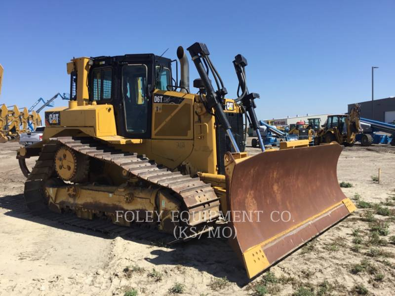 CATERPILLAR TRACTORES DE CADENAS D6TLGPVP equipment  photo 2