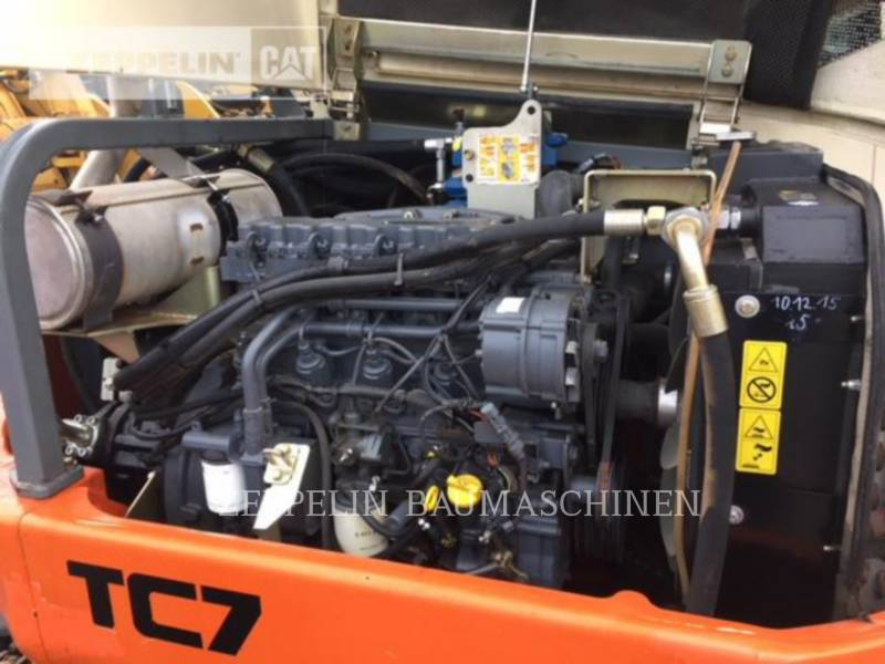 TEREX CORPORATION トラック油圧ショベル TC75 equipment  photo 12