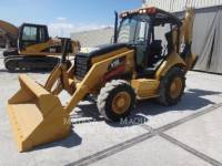 CATERPILLAR BACKHOE LOADERS 416 E equipment  photo 1