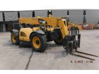 Equipment photo CATERPILLAR TL642 テレハンドラ 1