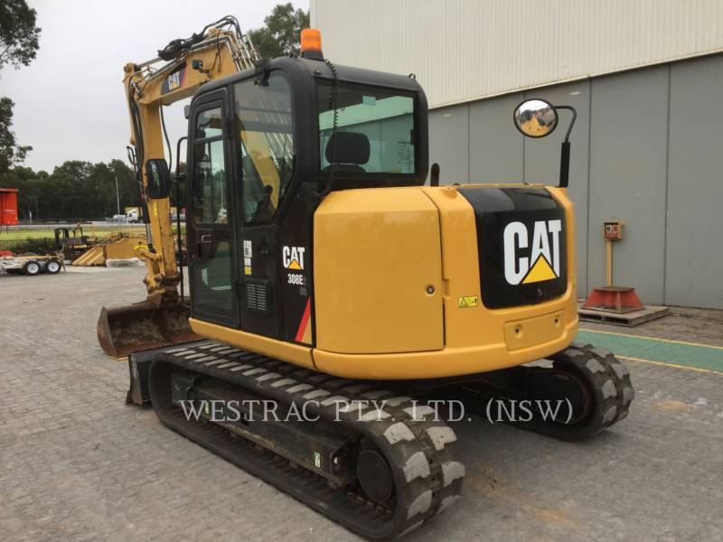 CATERPILLAR KETTEN-HYDRAULIKBAGGER 308E2CRSB equipment  photo 3