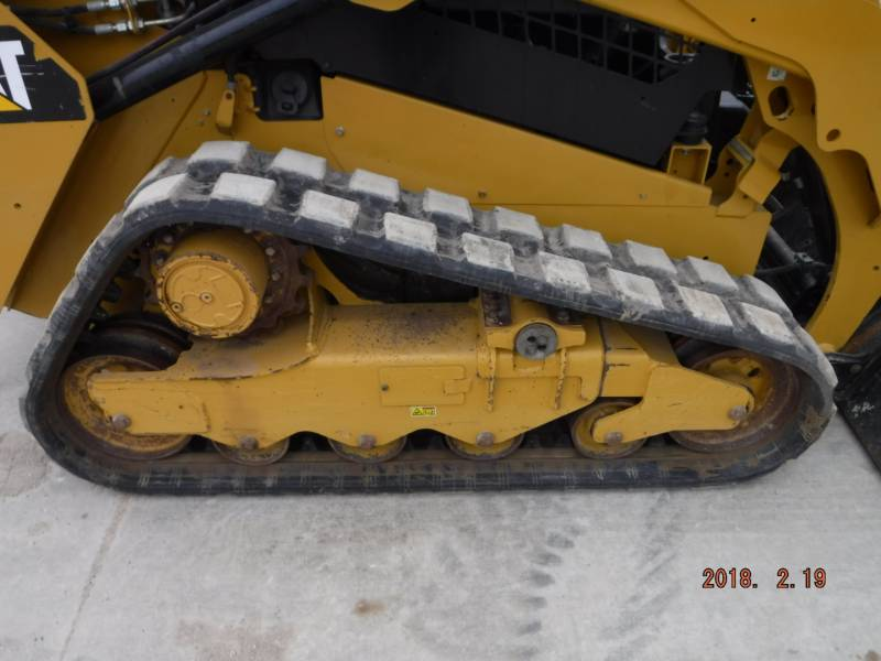 CATERPILLAR 多様地形対応ローダ 259D equipment  photo 9