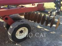 CASE/INTERNATIONAL HARVESTER APPARECCHIATURE PER COLTIVAZIONE TERRENI 496 equipment  photo 9