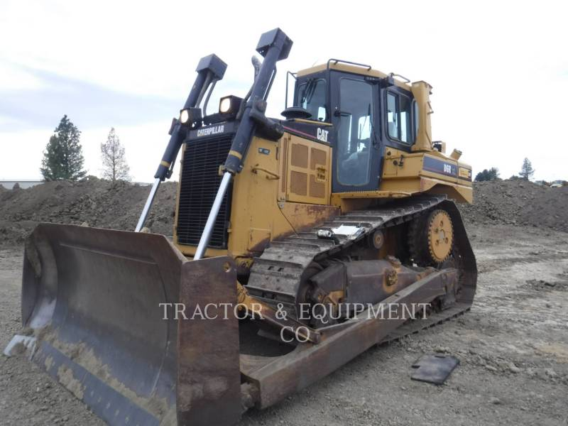 CATERPILLAR TRACTEURS SUR CHAINES D6RIIIXL equipment  photo 1