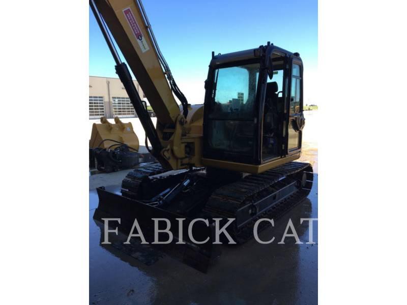 CATERPILLAR TRACK EXCAVATORS 308E2 HT equipment  photo 5