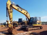 Equipment photo CATERPILLAR 329DL HS TRACK EXCAVATORS 1