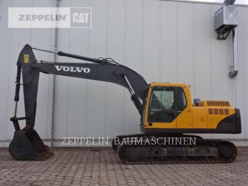 VOLVO CONSTRUCTION EQUIPMENT EXCAVADORAS DE CADENAS EC210BLC equipment  photo 2