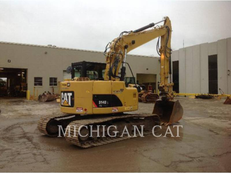 CATERPILLAR TRACK EXCAVATORS 314DLCR PQ equipment  photo 3