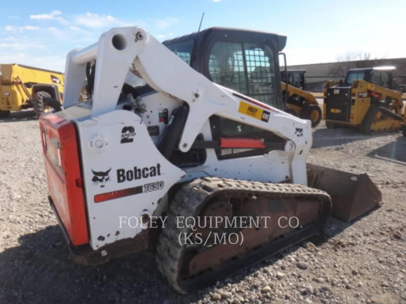 BOBCAT CHARGEURS COMPACTS RIGIDES T650 equipment  photo 3