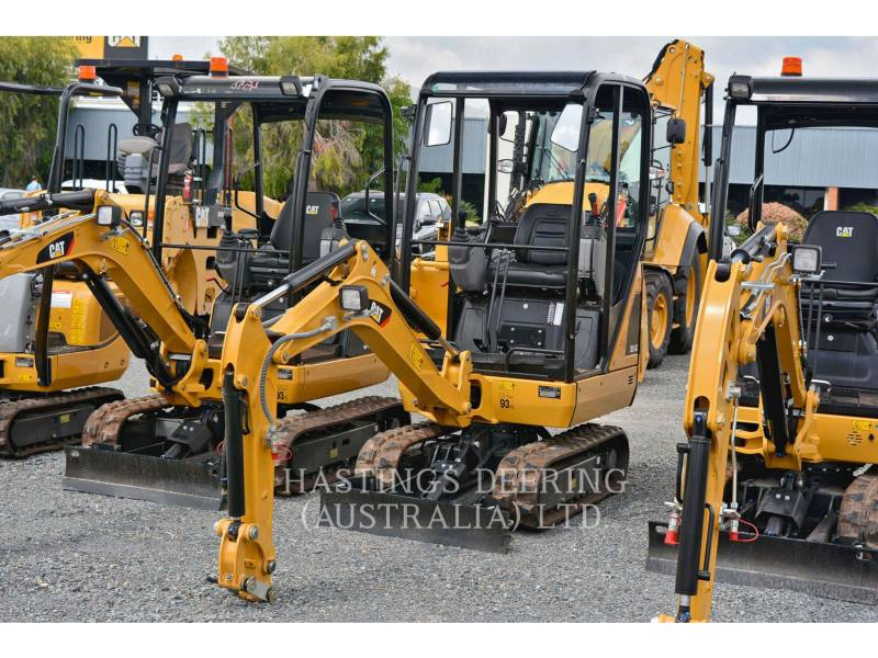 CATERPILLAR KETTEN-HYDRAULIKBAGGER 301.4C equipment  photo 1