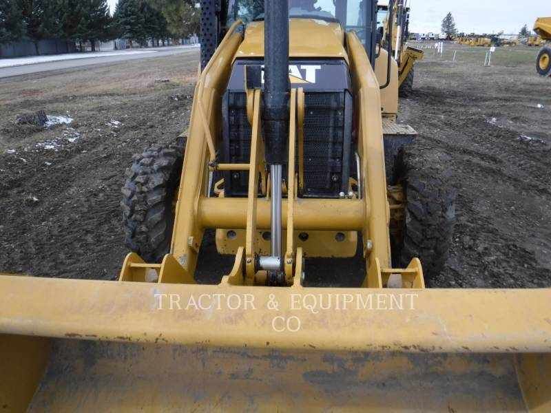 CATERPILLAR CHARGEUSES-PELLETEUSES 420F2 4ECB equipment  photo 4