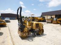 CATERPILLAR VIBRATORY DOUBLE DRUM ASPHALT CB-214E equipment  photo 6