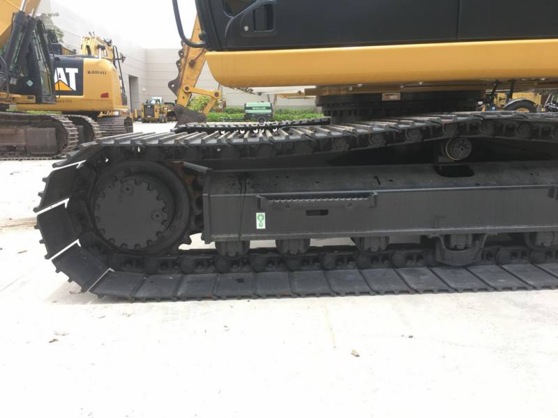 CATERPILLAR TRACK EXCAVATORS 313FL GC equipment  photo 11